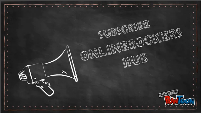 [Exclusive Video] Subscribe OnlineRockersHub channel on Youtube