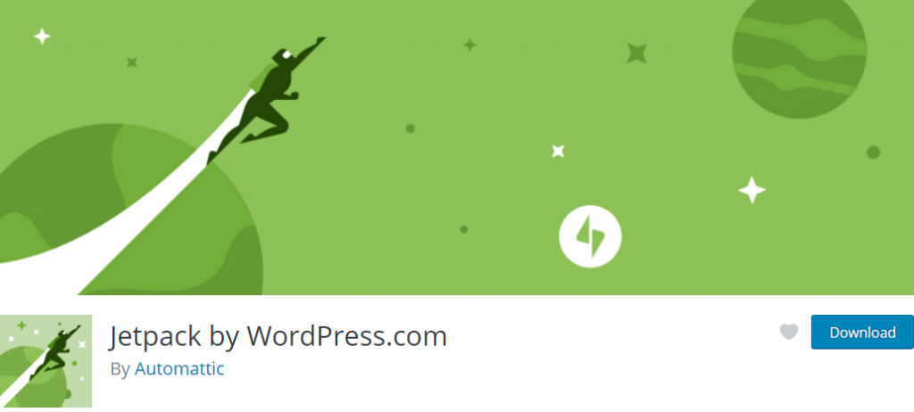 Jetpack plugin by WordPress