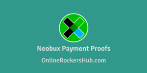 Compilation of All my Neobux Payment Proofs