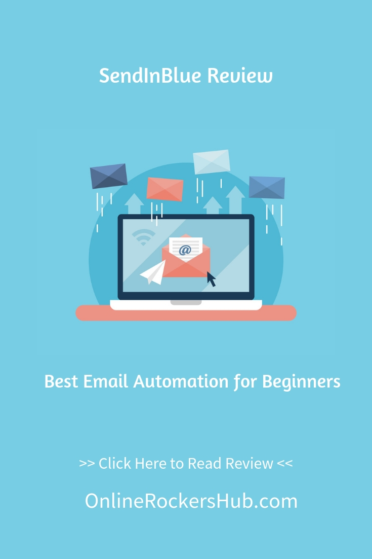 SendInBlue Review: Best Email Automation for Beginners
