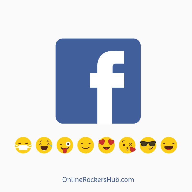 Facebook emojis and smileys
