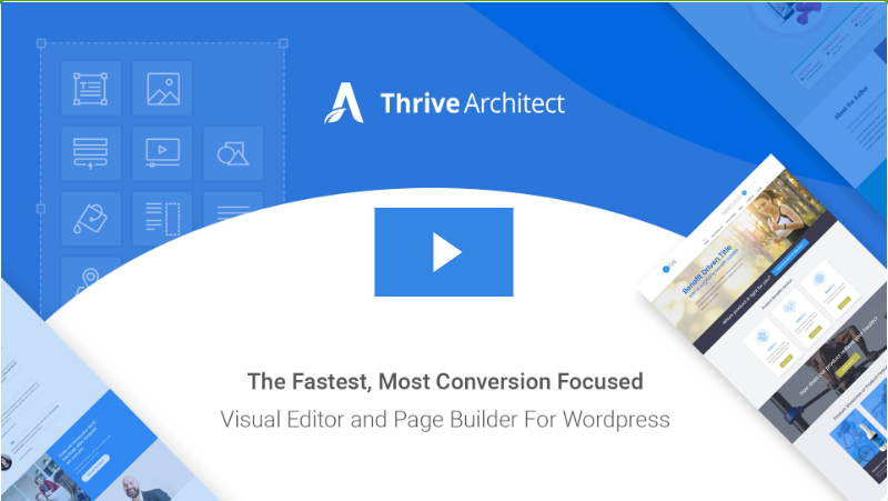 Buy Thrive Architect for $67
