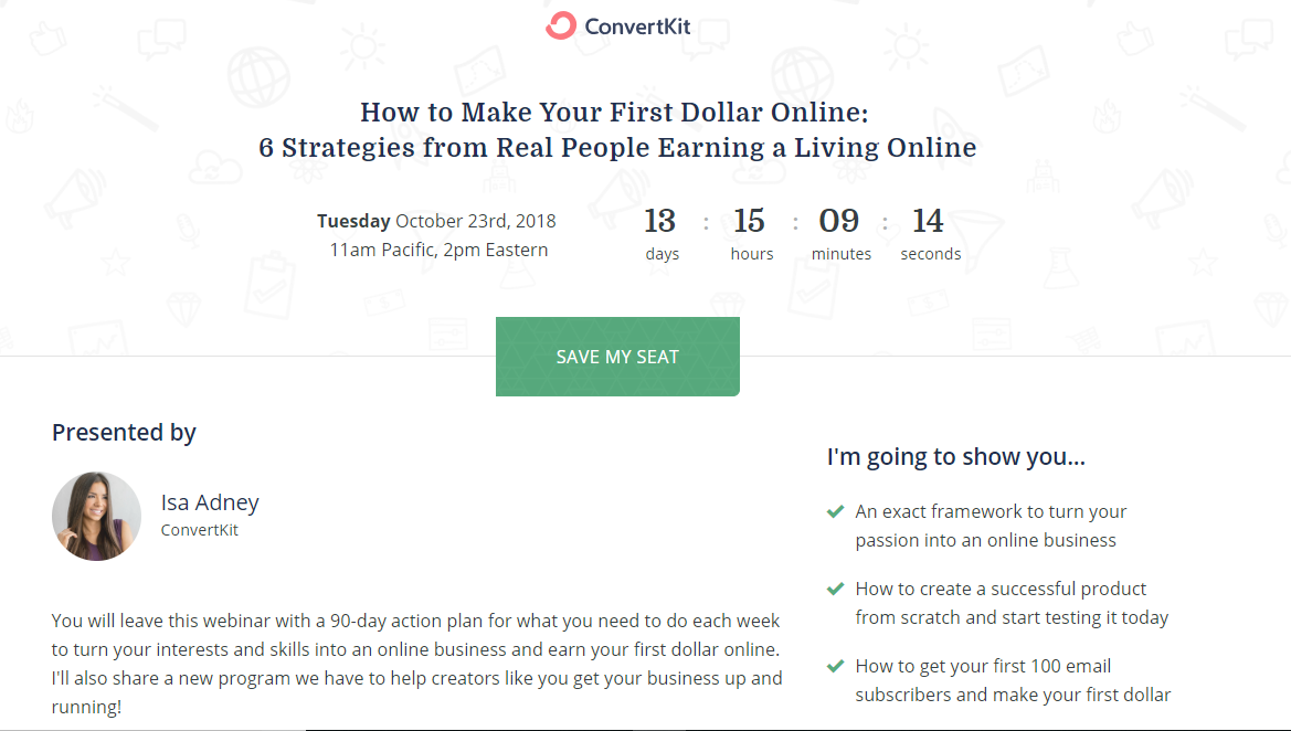 How to make your first dollar Online 6 Strategies from Real People Earning a Living Online
