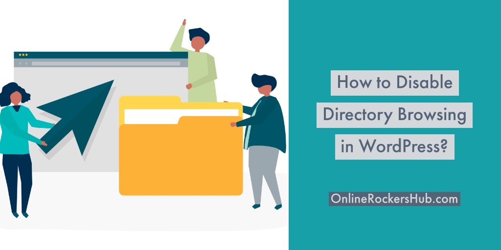 How to Disable Directory Browsing in WordPress?