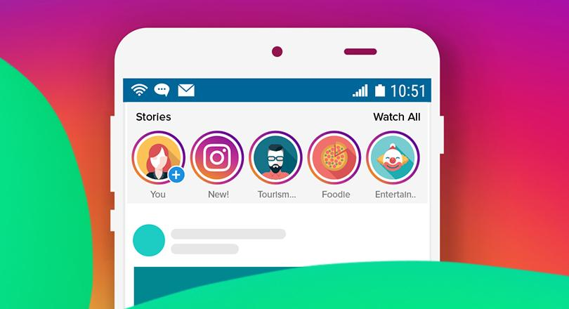 What is the point of Instagram Stories?