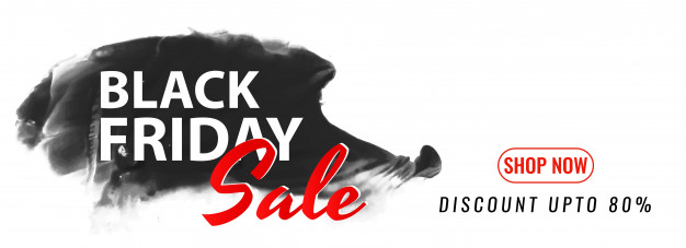 WordPress Deals - Black Friday Sale Banner