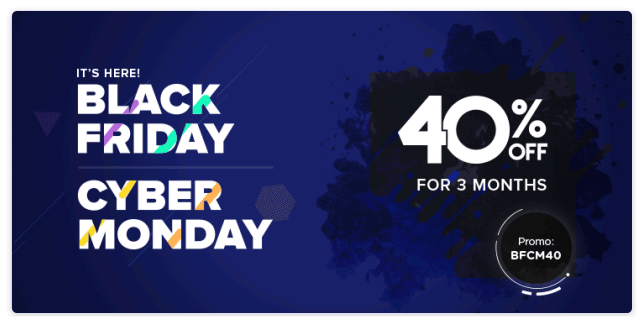 Cloudways - Black Friday Cyber Monday Offer