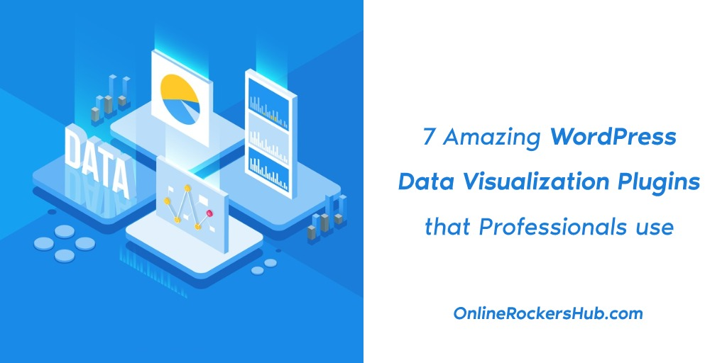 7 Amazing WordPress Data Visualization Plugins that Professionals use 1