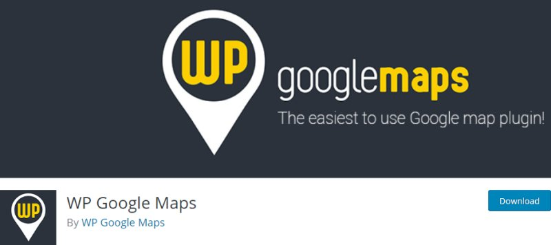 WP Google Maps - Best WordPress Data Visualization Plugin